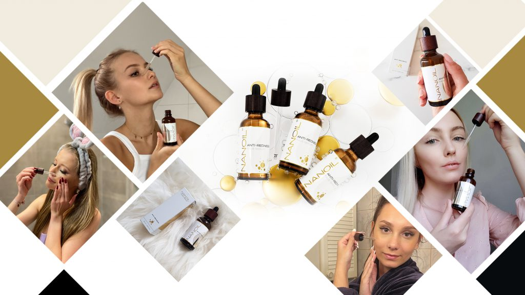 melhores produtos facials antivermelhidão Nanoil